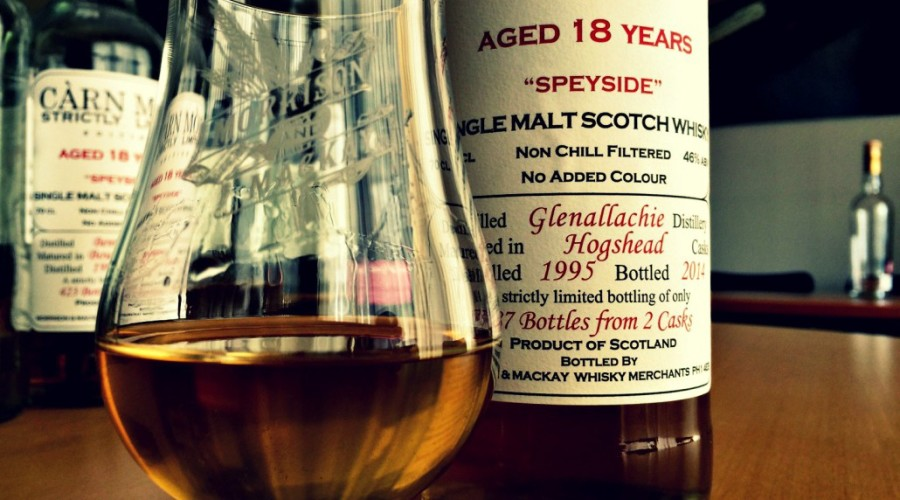 Whats in a Dram ?